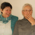Brigitte und Heidrun