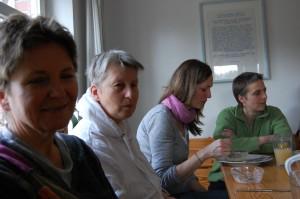 Monika, Ulla, Stephanie, Jeannette