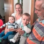 Steffi & Tim, Michael & Celian