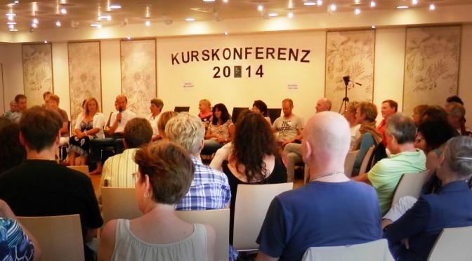 Kurskonferenz 2014 — Video aller Beiträge