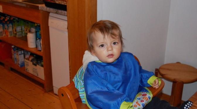 Bilder von Celian's 1. Geburtstag